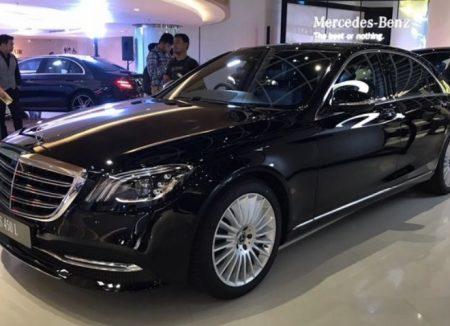 mercedes-S450L-2018