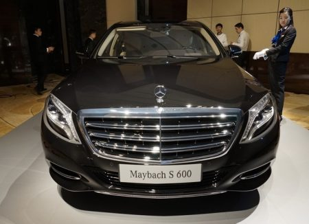mercedes S600 MayBach 2018