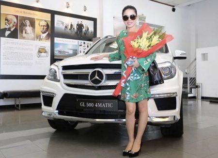 Mercedes GL500 4MATIC