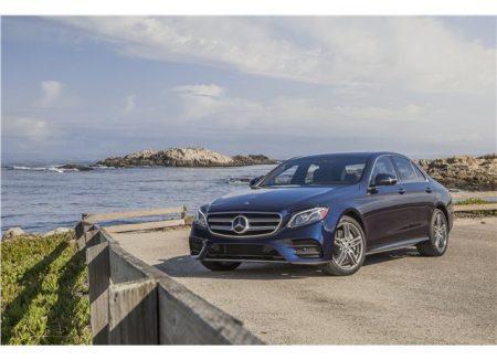 Mercedes-Benz E-Class 2018 có là một chiếc xe tốt?