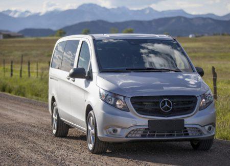 Đánh giá Mercedes-Benz Metris 2018