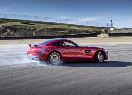 Đánh giá Mercedes-Benz AMG GT 2018