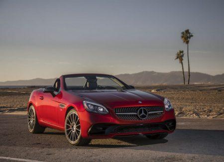 Đánh giá Mercedes-Benz SLC-Class 2018